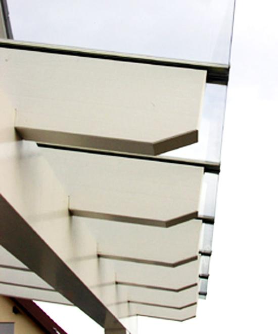 terrassenuberdachung an dachsparren befestigen, ausführungsdetails   terrassendach holz - individuelle, Design ideen